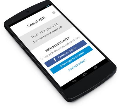 Social WiFi Phone