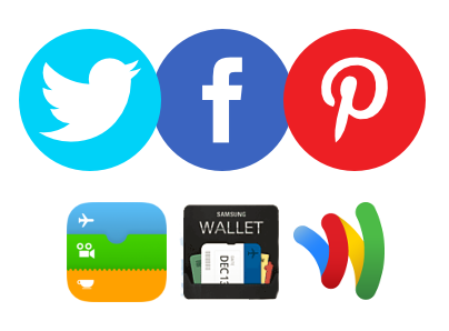 Social Sharing of Passbook Pass