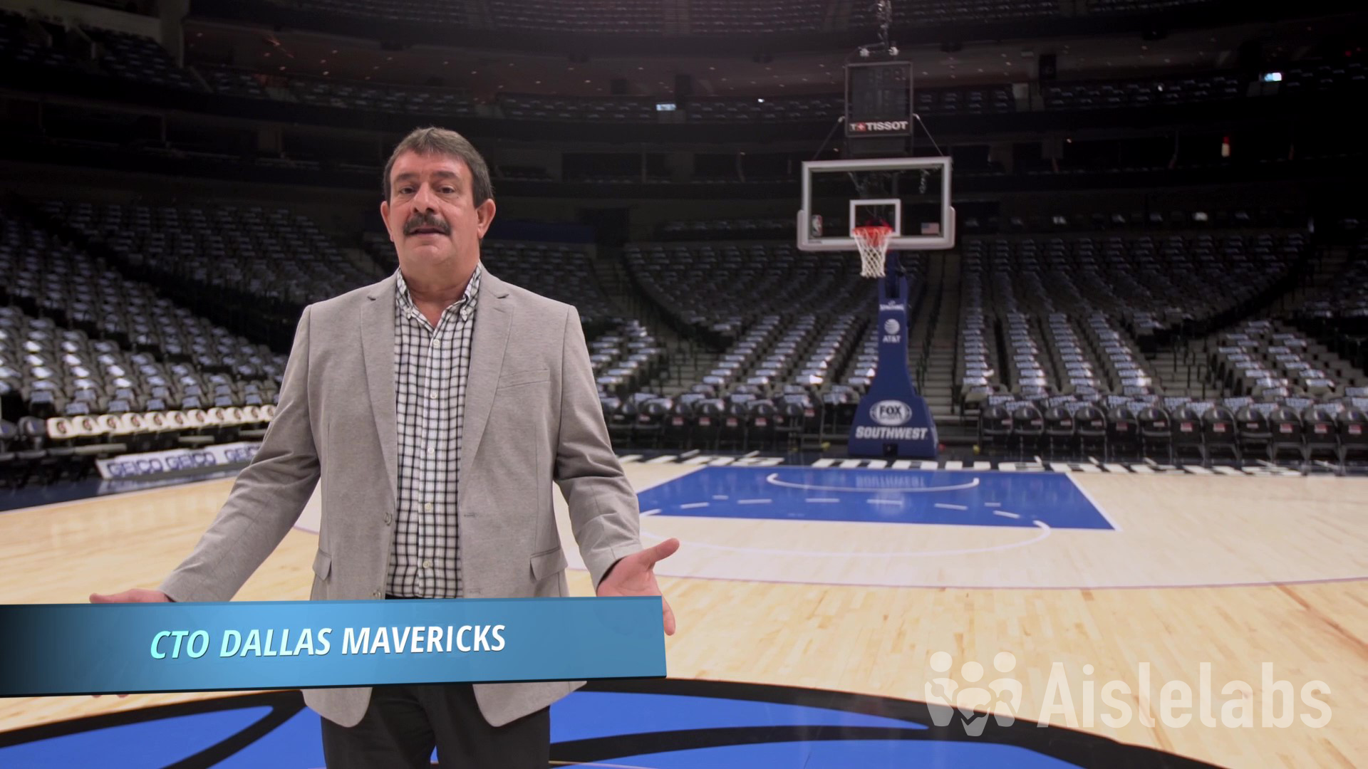 David Herr - Dallas Mavericks CTO