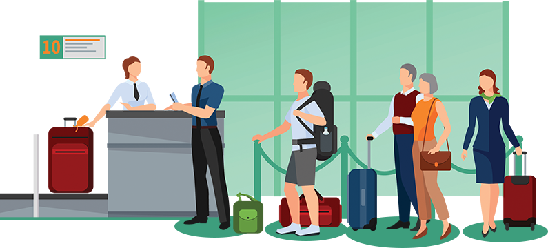 Understand the End-to-End Passenger Journey with WiFi Marketing