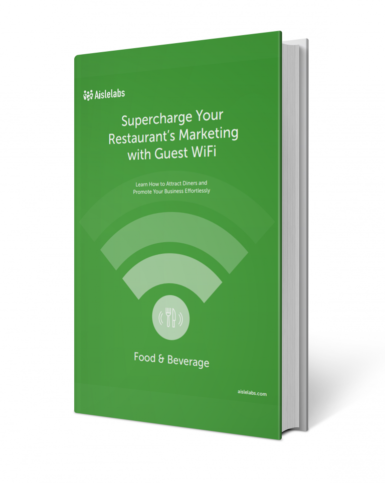 Supercharge Your Restaurant's Marketing with Guest WiFi