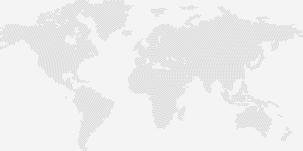world map for showing Aislelabs clients locations