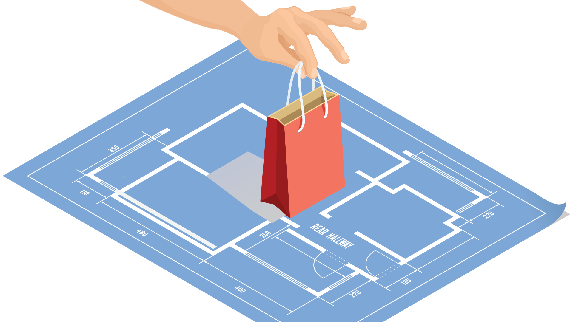 Customer Paths And Retail Store Layout Part 1