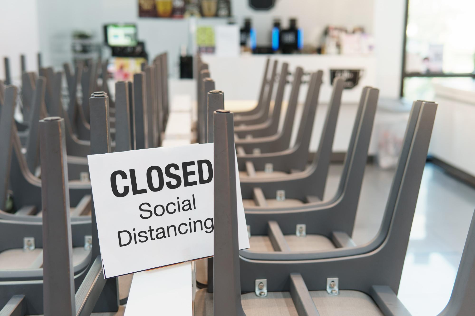 Sitting area closure_Covid-19_Aislelabs